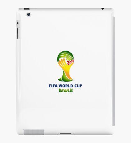 VM BRAZIL 2014 iPad Case/Skin