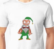 Angry Elf Unisex T-Shirt