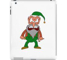 Angry Elf iPad Case/Skin