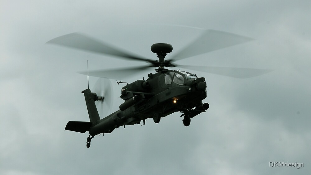 Apache by DKMdesign