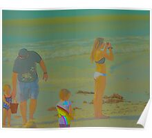 Clearwater Beach Poster