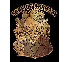 Sons of Arkham Photographic Print