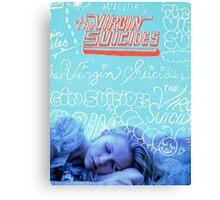 the Virgin Suicides (Sofia Coppola, 1999) Canvas Print