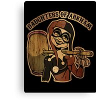 Daughters of Arkham Canvas Print