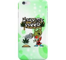 Harvest Moon/Weed iPhone Case/Skin