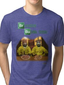 Breaking Bunga Dude! Tri-blend T-Shirt
