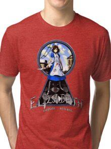 Elizabeth - Infinite Return Tri-blend T-Shirt