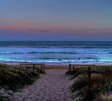 """""""Cronulla"""" Australia by Toni McPherson"""