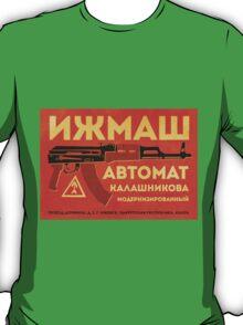 AK-47 (Orange) T-Shirt