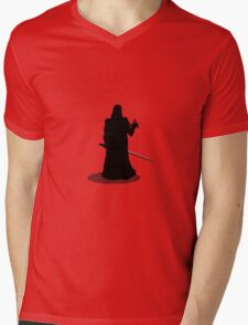 DartFener Mens V-Neck T-Shirt