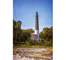 Pensacola Lighthouse Afternoon Photographic Print