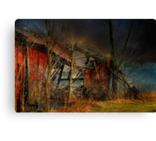 End Times Canvas Print