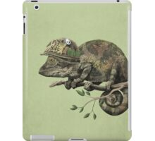 Born to Hide - color option iPad Case/Skin