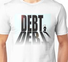 Towering debt  Unisex T-Shirt