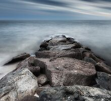 The Jetty  by Bill Wakeley