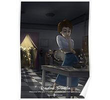 Rosalind Franklin - Rejected Princesses Poster