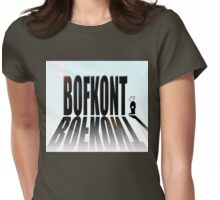 Bofkont! Womens Fitted T-Shirt