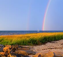 Pot Of Gold  by Bill Wakeley