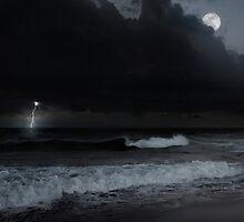 Ocean Storm  by Bill Wakeley