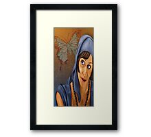 Mystery & Intrigue Framed Print