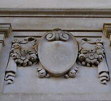 Building Detail  by WildestArt