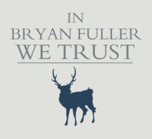 in fuller we trust by woodian