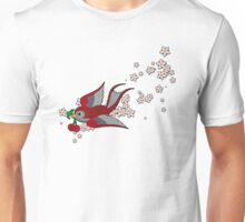 Red Swallow Unisex T-Shirt