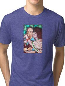 Mr. and Mrs. Roper Tri-blend T-Shirt