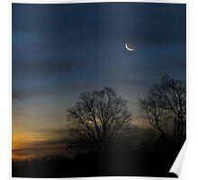 Solstice Moon  Poster