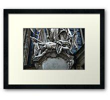 Vienna Austria, St.Stephens Cathedral Framed Print