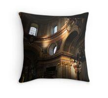Vienna Austria, St.Peters Church Throw Pillow
