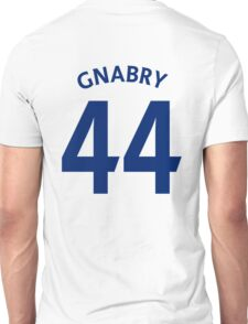 Gnabry 44 away fan shirt Unisex T-Shirt