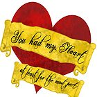 You had my Heart.... at least for the most part by Kathleen Fox
