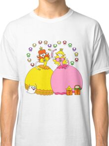 Peach and Daisy Adventures Classic T-Shirt