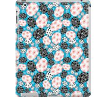 Abstract graphic pattern iPad Case/Skin