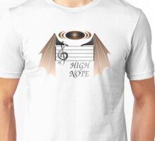 Ultra High Note Unisex T-Shirt