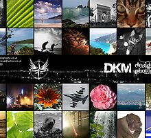 2014 Compilation Poster by DKMdesign