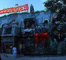 Praterstern Park, Zombies by Gregory Dyer