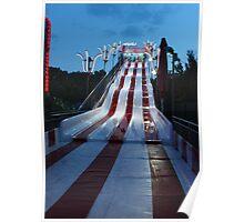 Praterstern Park, Slide Poster