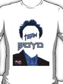Team Boyd Blue T-Shirt
