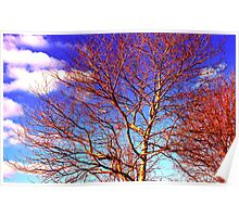 Tree of Red Poster