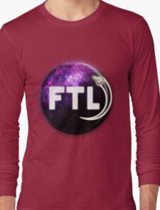Faster Than Light. Long Sleeve T-Shirt