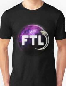 Faster Than Light. T-Shirt