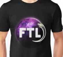 Faster Than Light. Unisex T-Shirt