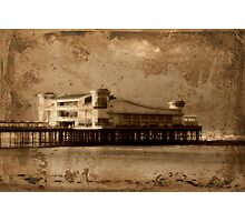 The Grand Pier Photographic Print