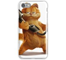 Garfield Telephone iPhone Case/Skin
