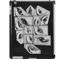 eye-Pad Black Wood iPad Case/Skin