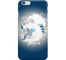 Lugia Splatter iPhone Case/Skin