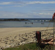 Life's a Beach by myraj