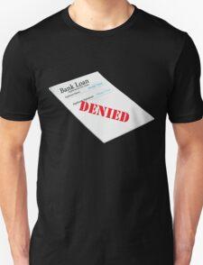 Human Torch Bank Loan T-Shirt